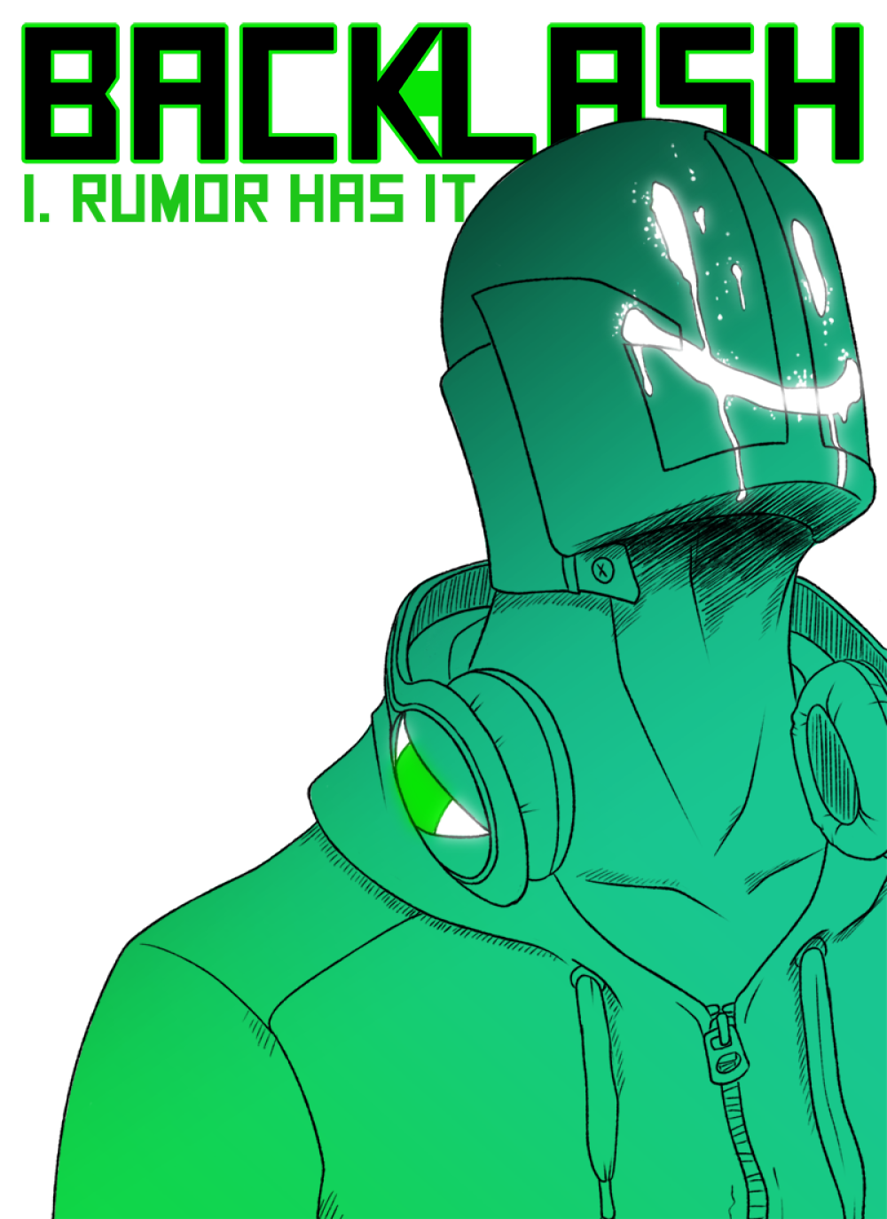 Chapter 1: Rumor Has It – Title Page (Alias Variant)
